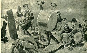 Martial music - Leading an attack, 1904
