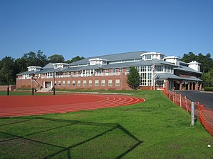 Belmont Hill School - Jordan Athletic Center