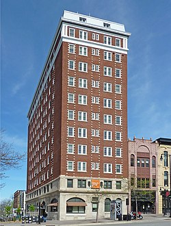Belmont Hotel Madison Wisconsin Wikipedia