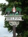 Belton Village Sign - geograph.org.uk - 266089.jpg
