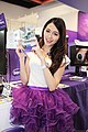 BenQ promotional models at TIDPMEE 20141018a.jpg