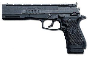 Beretta Cheetah - Image: Beretta 87 Target