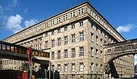Berlin, Mitte, Mauerstrasse 29-32, Deutsche Bank-Komplex, Block I.jpg