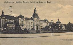 Königliche Akademie für bildende Künste und Musik, HB [Public domain], via Wikimedia Commons