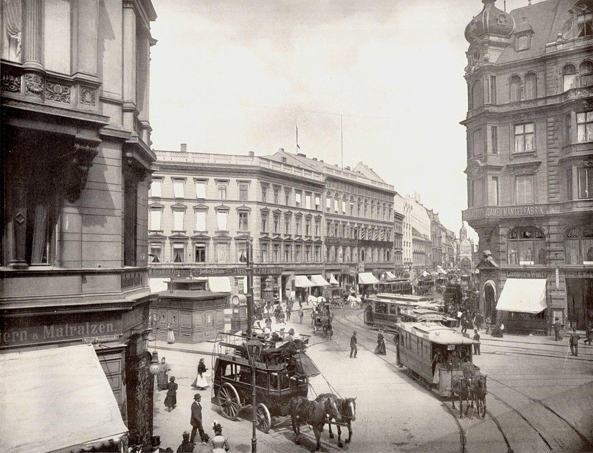 Berlin Hackescher Markt und Rosenthaler Strasse 1900.jpg