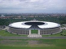 Größtes Stadion Deutschland