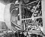 Bernard 60T fuselage engine mount L'Aéronautique November,1929.jpg
