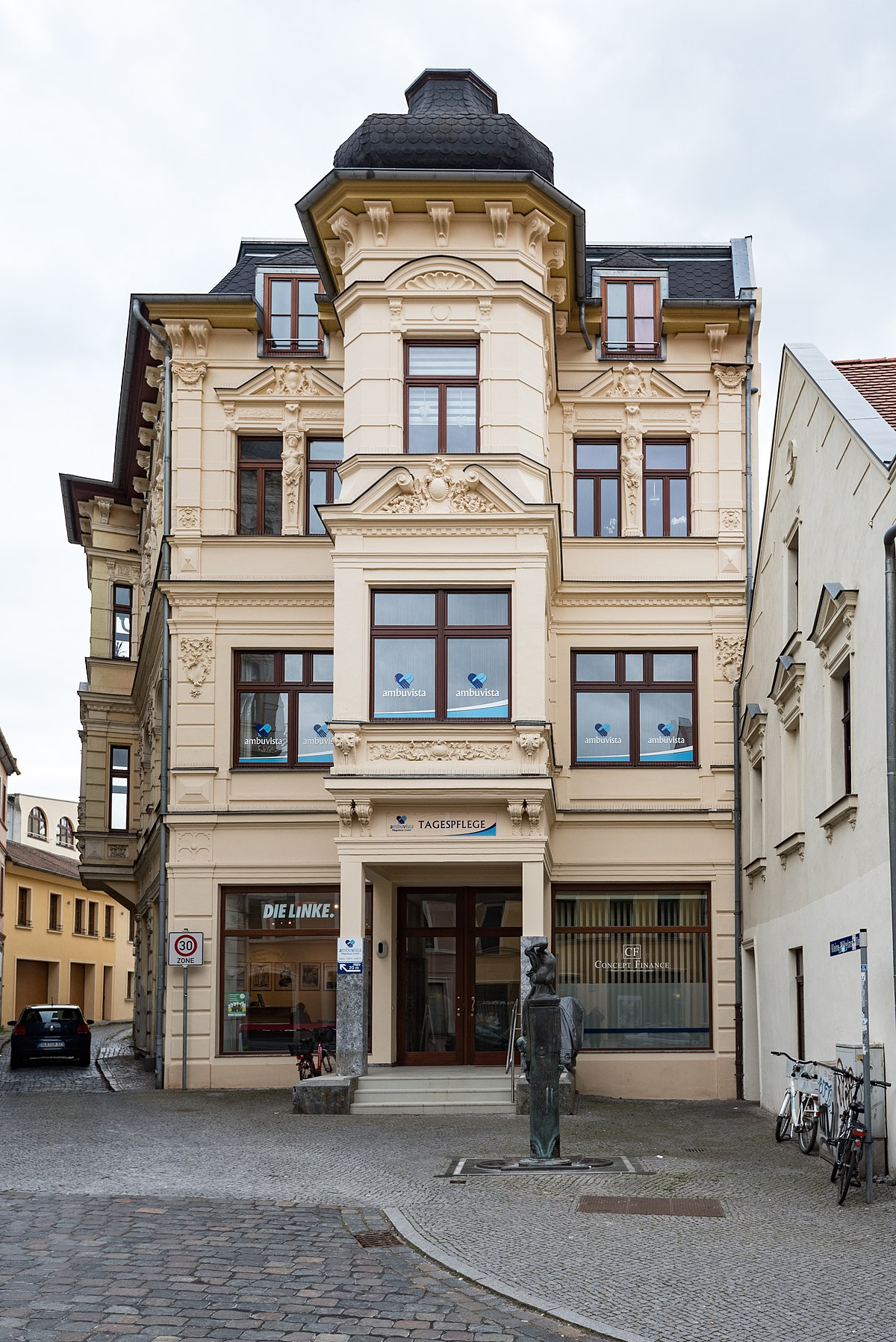 Mädel aus Bernburg (Saale)