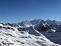 Bernina range as seen from Piz Campagnung.jpg
