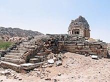 Jain-monumentoj en Nagarparkar, Pakistano