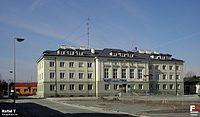 Białobrzegi, Urząd Miasta i Gminy, Starostwo Powiatowe - fotopolska.eu (298010).jpg