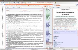 study bible freeware software free download