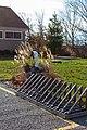 Bicycle Rack at Creekside Estate Winery (10916520546).jpg