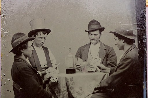 Billy the Kid card game