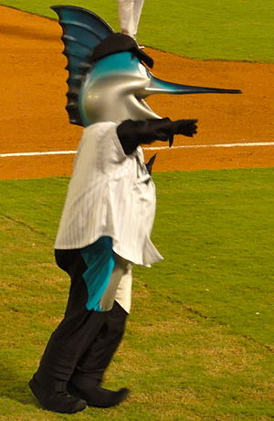 Billy the Marlin - Billy the Marlin in 2011