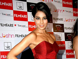 Bipasha Basu - Basu at the launch of Filmfare in 2012