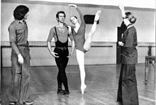 Iranian National Ballet Company - Wikipedia