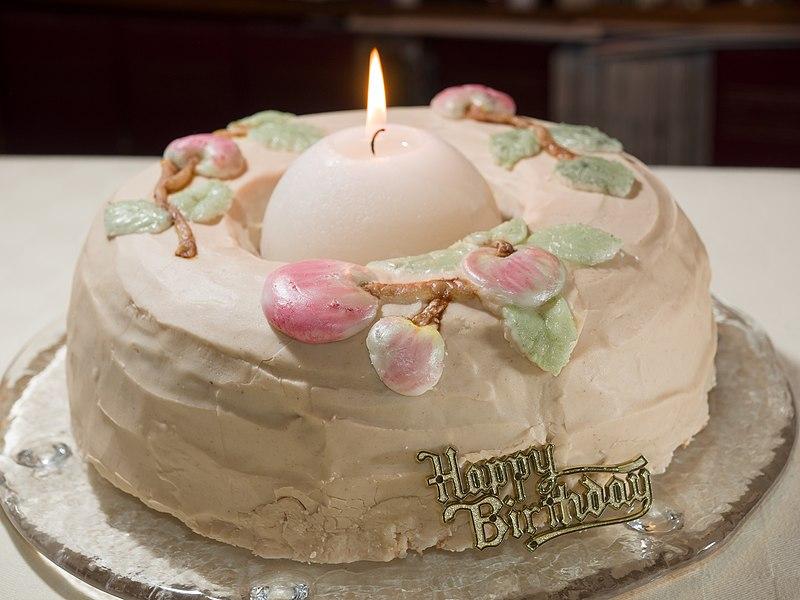 Birthday Cake Ali
