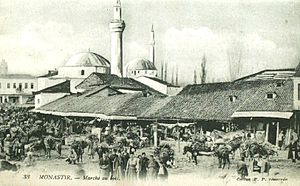 Islam in the Republic of Macedonia - Image: Bitola.1914 01