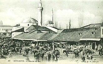 Islam in the Republic of Macedonia - Image: Bitola.1914 01