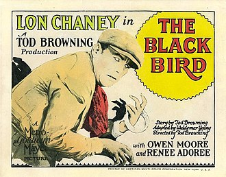 The Blackbird - Lobby card