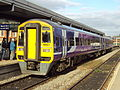 Blackburn railway station - DSC03957.JPG
