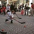Blackhawks Hockey Clinic at Old Orchard Mall (25036758072).jpg