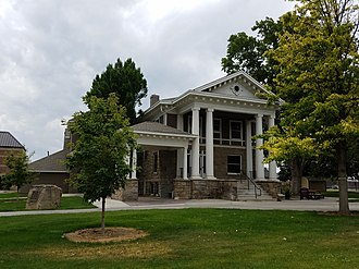 National Register of Historic Places listings in Canyon County, Idaho - Image: Blatchley Hall, College of Idaho