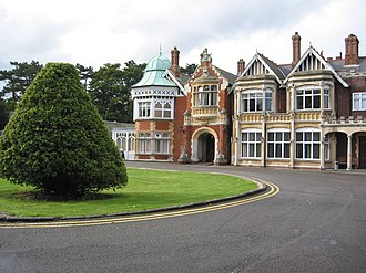 West Bletchley - Image: Bletchley Park IMG 3626