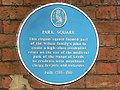 Blue Plaque, Park Square - geograph.org.uk - 271906.jpg