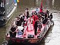 Boat 24 Luna Lunettes Variété, Canal Parade Amsterdam 2017 foto11.JPG