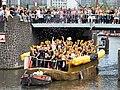 Boat 40 HVO-Querido, opvang, woonbegeleiding, dagactiviteiten, Canal Parade Amsterdam 2017 foto 3.JPG