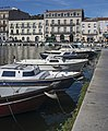 Boats at Louis Pasteur embankment, Sète cf01.jpg