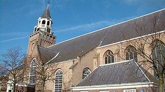 Bodegraven-Reeuwijk - Church in Bodegraven