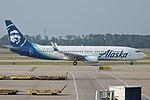 Boeing 737-890 'N577AS' Alaska Airlines (26410947737).jpg
