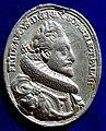Bohemia 1620, Coronation Medal of King Frederic Elector Palatine of the Rhine. Obverse.jpg