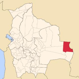 Ángel Sandoval Province