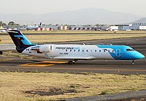 Bombardier CRJ-200ER, Mexicana Link JP7309099.jpg