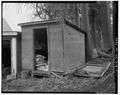 Boone-Truly Ranch, Storage Shed, 11119 Northeast 185th Street, Bothell, King County, WA HABS WASH,17-BOTH,1F-1.tif