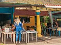 Boqueron, sale of pork rinds in Margarita Island, Nueva Esparta, Venezuela 23.jpg