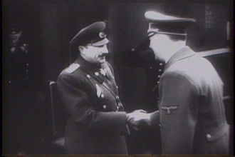 Boris III of Bulgaria - Boris III and Adolf Hitler