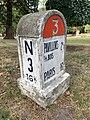 Borne Kilométrique 16 Route N3 Parc Lefèvre - Livry Gargan - 2020-08-22 - 1.jpg