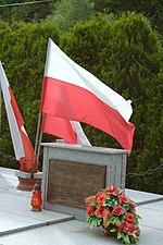 File:Borownica, pomník Polákům padlým v bojích s UPA III.jpg