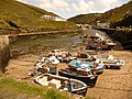 Boscastle, the harbour - geograph.org.uk - 1466328.jpg