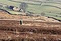 Boundary Stone, Upper Glaisdale - geograph.org.uk - 686210.jpg