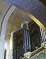 Bourg St Andéol, ardèche, France. Eglise St Andéol + orgues + sarcophage 04.jpg