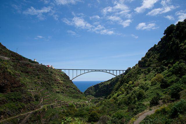 Los Tilos Viaduct