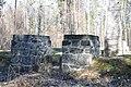 Brāļu kapi Vecpelšos (92 3. Kurzemes pulka karavīri, krituši 1916.g. Nāves salā) WWI, Bajāri, Salaspils pagasts, Salaspils novads, Latvia - panoramio.jpg