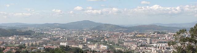 Panorámica de Braga