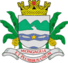 Official seal of Mongaguá